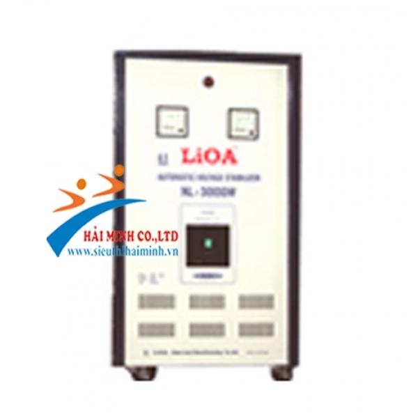 Ổn áp Lioa DR3-15K 3 Pha