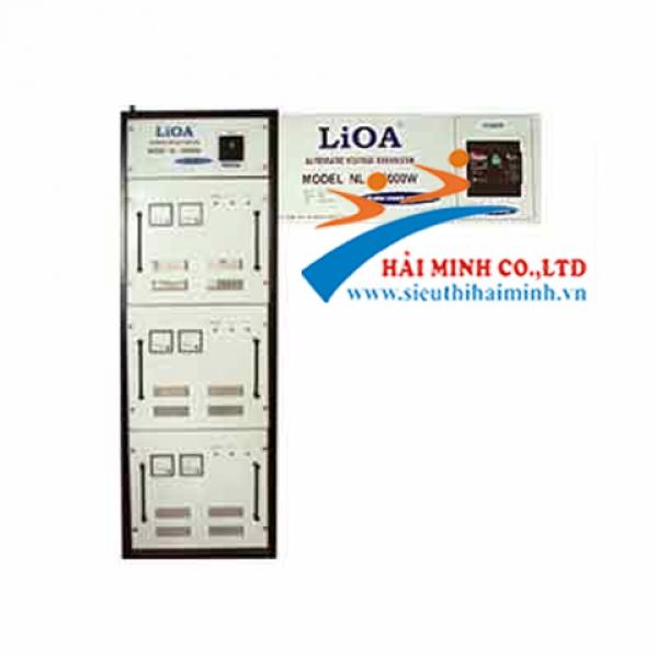 Ổn áp Lioa SH3-60K 3 Pha