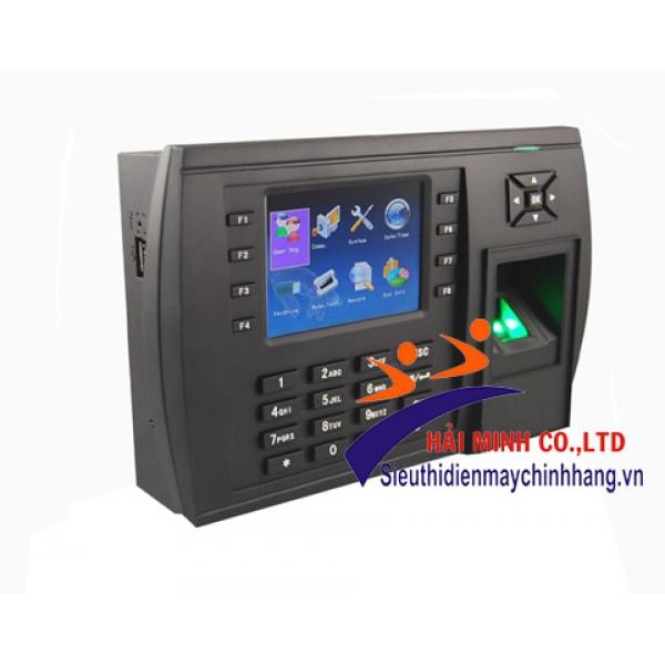 Máy chấm công vân tay - thẻ cảm ứng MITA 8683