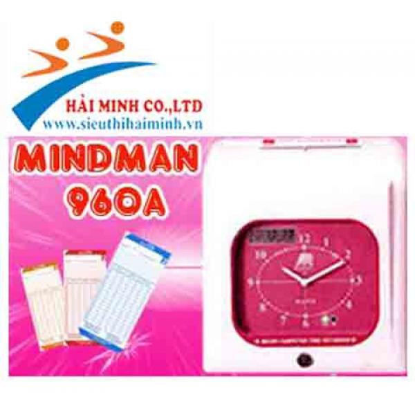 Máy chấm công thẻ giấy MINDMAN M960A