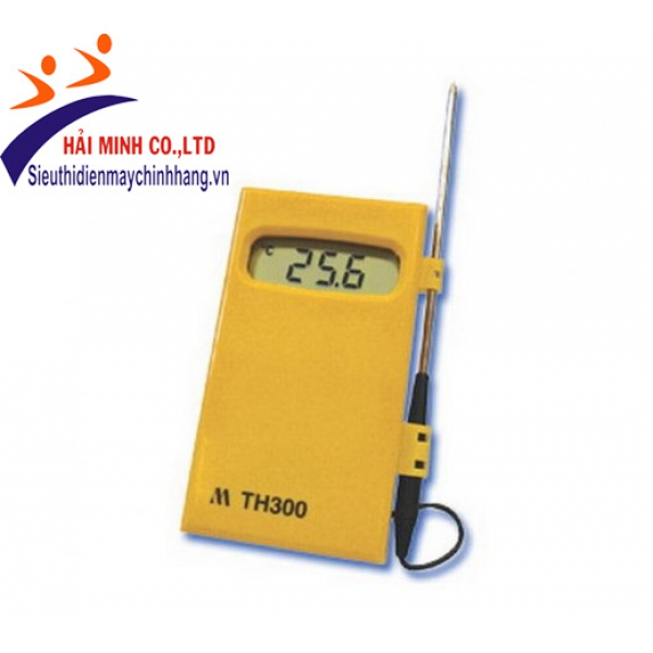 Máy đo nhiệt độ điện tử hiện số MILWAUKEE TH300