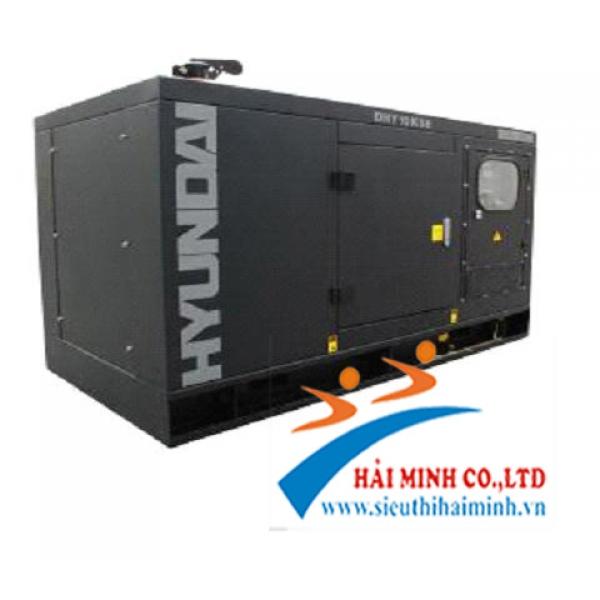 Máy phát điện diesel HYUNDAI DHY11KSEm (10-11KW)
