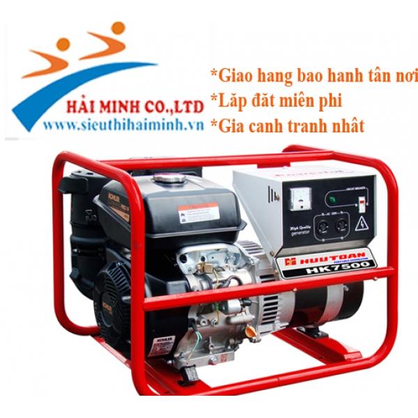 Máy phát điện Hữu Toàn Kohler HK7500DXE Đề