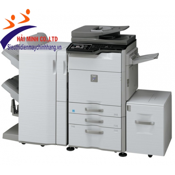 Máy photocopy Sharp MX-M560N