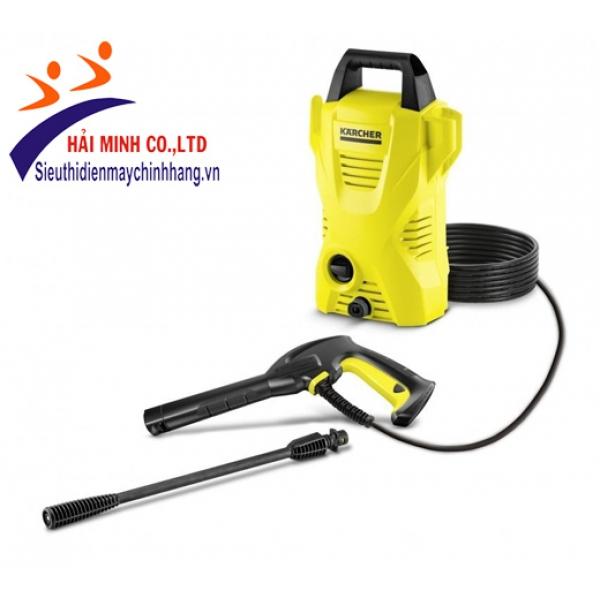 Máy phun rửa áp lực cao Karcher K 3.450 *KAP