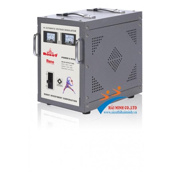 Ổn áp ROBOT 8KVA RENO 818 (150V-250V )