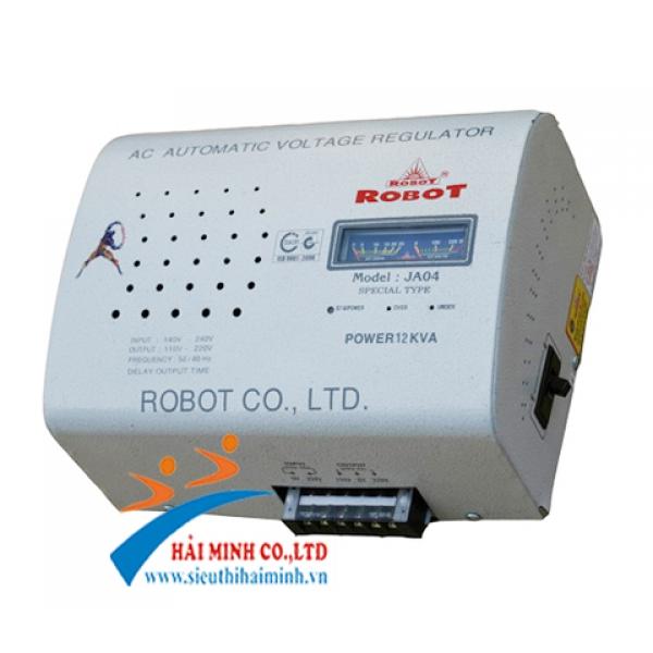 Ổn áp treo tường ROBOT 12.5KVA(150V-250V)