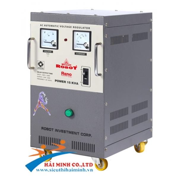 Ổn áp ROBOT 15KVA 3 Pha (260V - 430V)