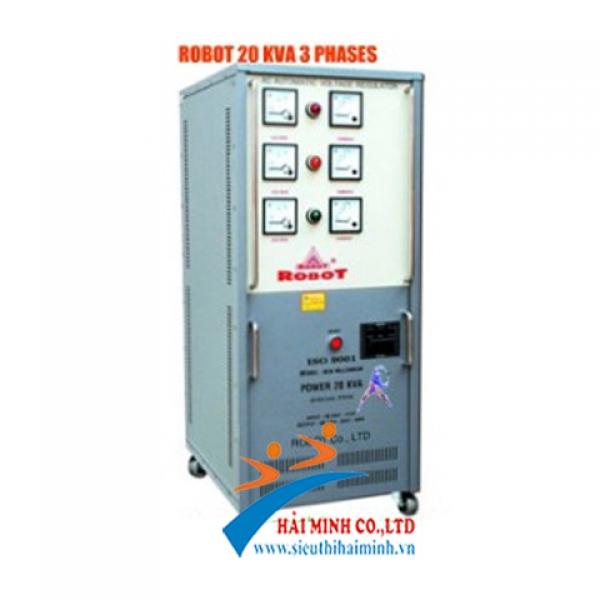 Ổn áp ROBOT 20KVA 3 Pha (260V - 430V)