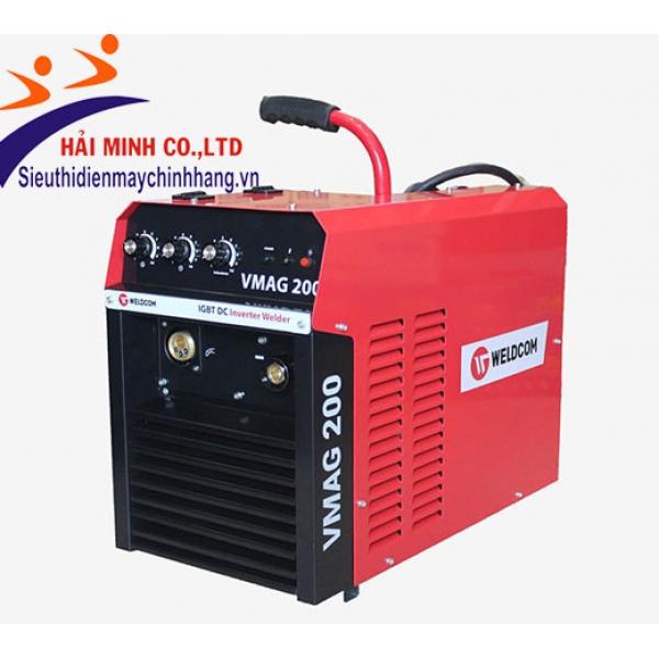 Máy hàn CO2 VMAG 200 Weldcom