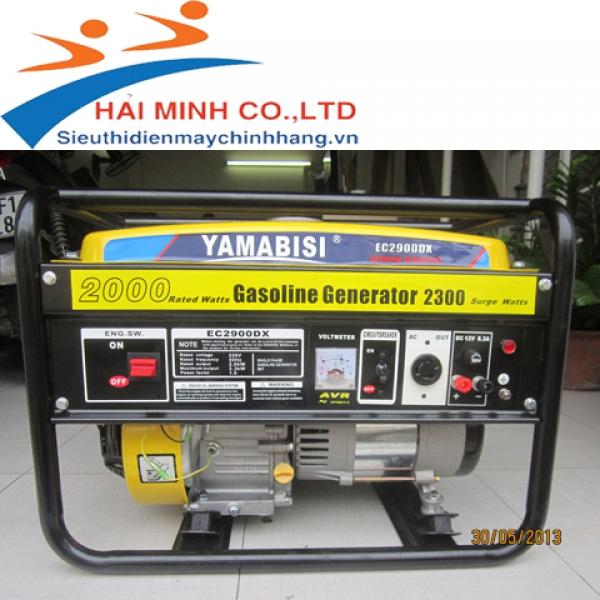 Máy phát điện YAMABISHI TG1500