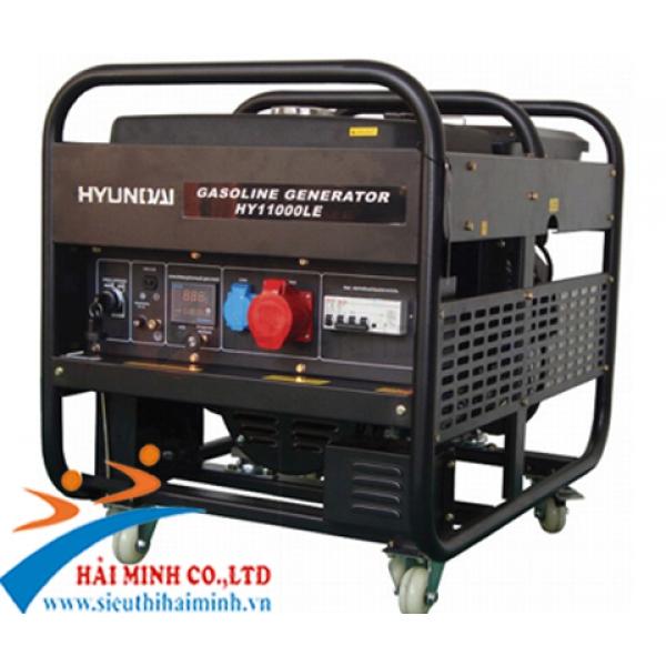 Máy phát điện xăng Hyundai HY11000LE ( BỎ MẪU )
