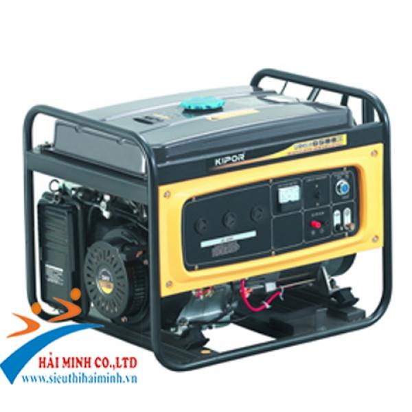 Máy phát điện Kipor KGE6500X