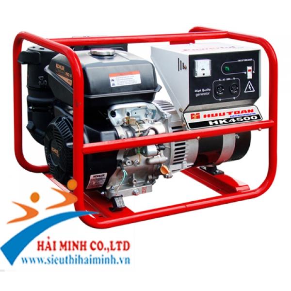 Máy phát điện Hữu Toàn Kohler HK4500