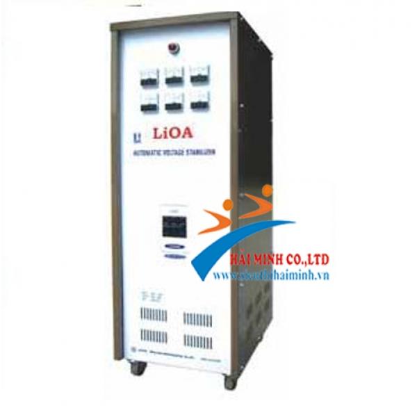 Ổn áp Lioa SH3-45K 3 Pha