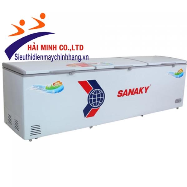 Sanaky VH-1199HY dàn đồng 1 ngăn 1100 lit