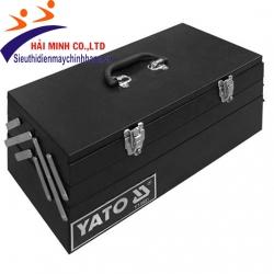 Hộp đựng đồ nghề di động 5 ngăn Yato YT-0885
