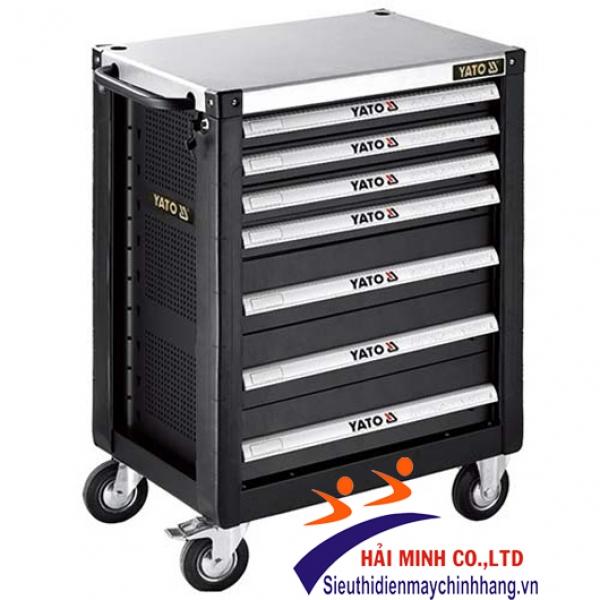Tủ đựng đồ nghề 7 ngăn YT-0904