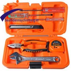 Bộ dụng cụ gia đình Asaki 8 chi tiết AK-9780