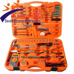 Bộ dụng cụ viễn thông cao cấp Asaki 65 chi tiết AK-9789