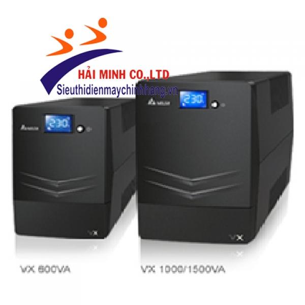 Bộ lưu điện Delta VX-1500VA ( BỎ MẪU )