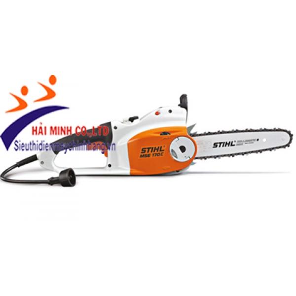 Máy cưa xích chạy điện Stihl MSE 170 C-BQ