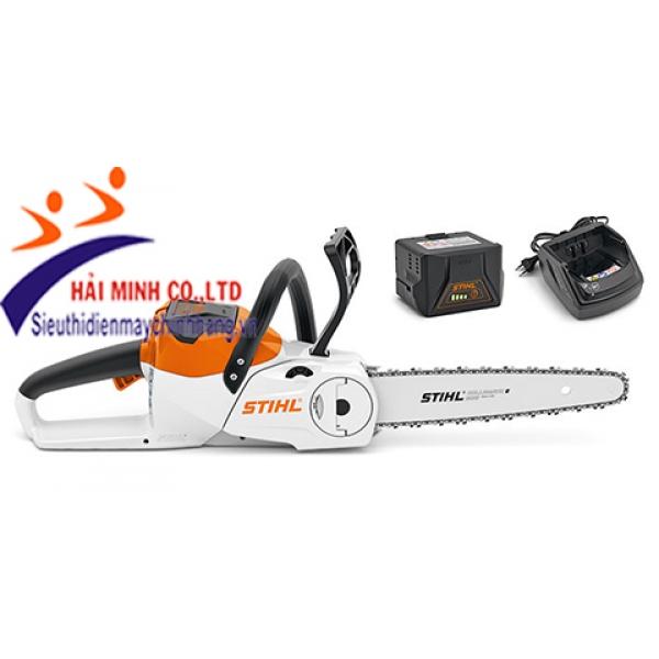 Máy cưa xích chạy pin STIHL MSA 120