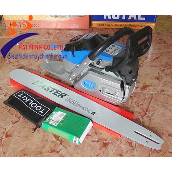 Cưa Xích công suất lớn KATSU 6900 (65cc) xăng