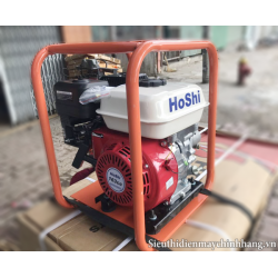 Đầm dùi bơm nước chạy xăng Hoshi (5.5HP)