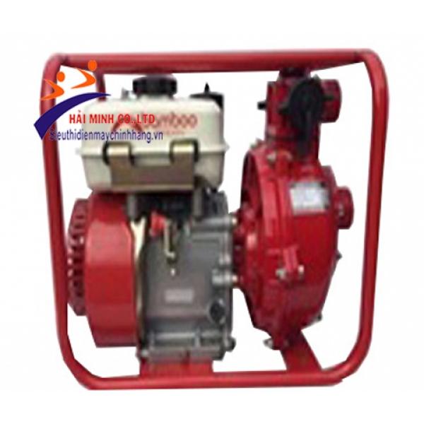 Máy bơm nước cao áp Bamboo BmB XB 30WT (Xăng)