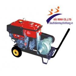Máy bơm nước Diesel D8+BAS2