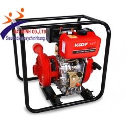 Máy bơm nước cứu hỏa diesel Koop KDP 80CB (6.9Kw)