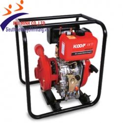Máy bơm nước cứu hỏa diesel Koop KDP 80CB