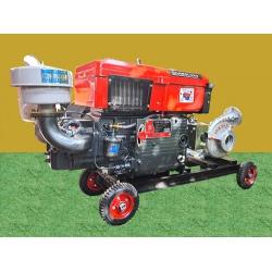 Máy bơm nước diesel văn thể 8