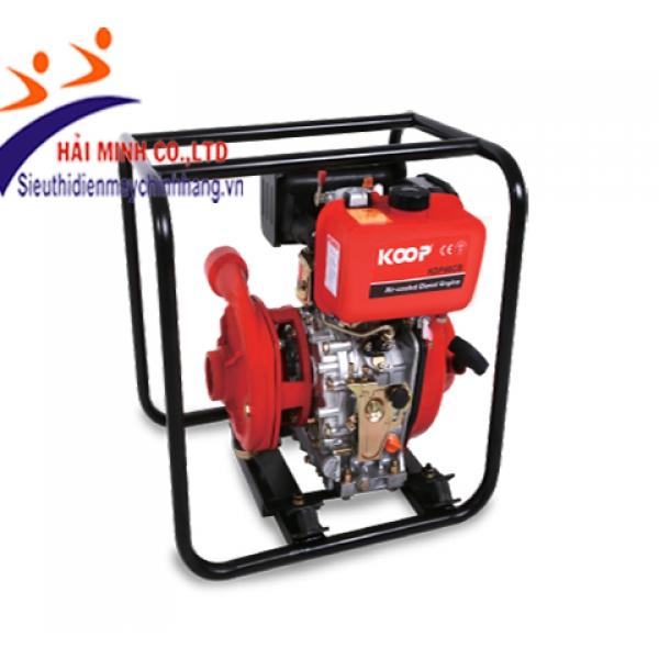 Máy bơm nước cứu hỏa diesel Koop KDP 50CB