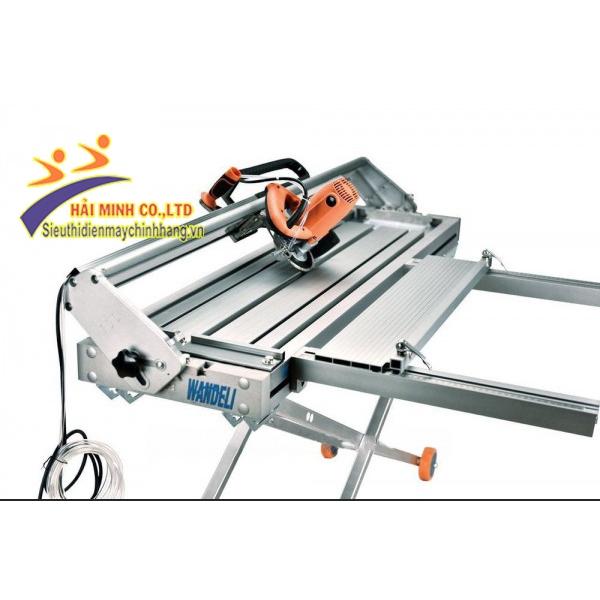 Máy cắt gạch chạy điện Wandeli QX-1200