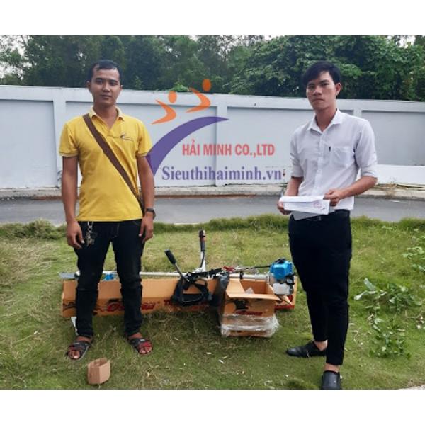 Máy cắt cỏ Oshima TX 260 (Thái Lan)