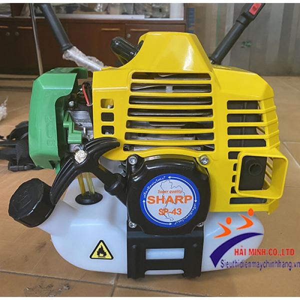 Máy cắt cỏ 2 thì Sharp SP430 công suất cao