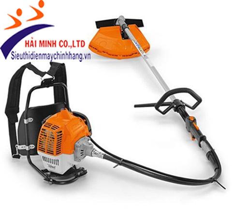 May cat co deo lung Stihl FS 230