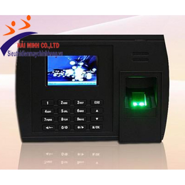 Máy chấm công vấn tay Ronald Jack 5000T Wifi