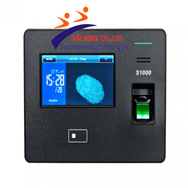 Máy chấm công màn hình cảm ứng T1000