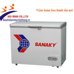 Sanaky VH-285A2 dàn nhôm 1 ngăn 285 lit