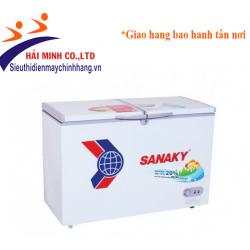 Sanaky VH-2899W1 đồng 2 ngăn - 280 lít