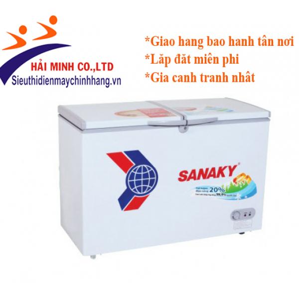 Sanaky VH-2899A1 dàn đồng 1 ngăn 280 lit