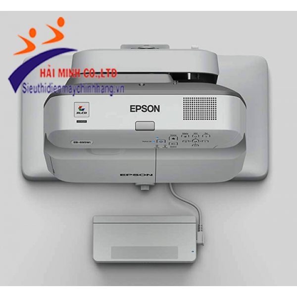 Máy chiêu EPSON EB-695Wi