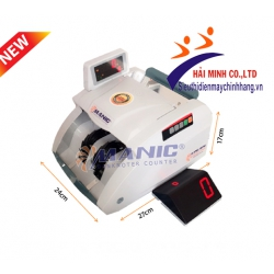 Máy đếm tiền MANIC B-9500