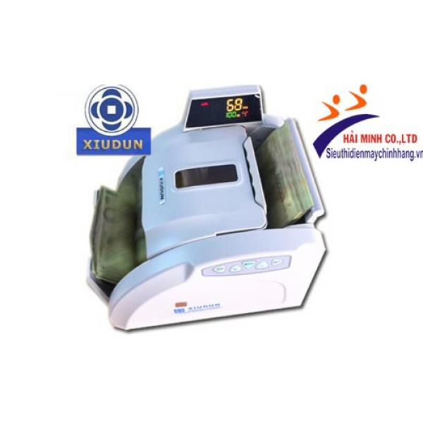 Máy đếm tiền Xiudun XD 8000S