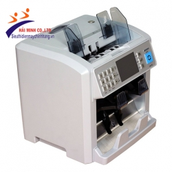 Máy đếm và soi tiền Silicon MC-8Plus