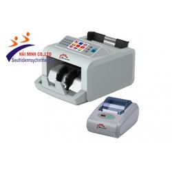 Máy đếm và soi tiền Silicon MC-7PLUS ( COMBO )