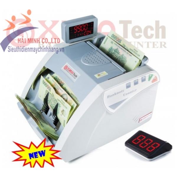 Máy đếm tiền XINDA TECH 9900A